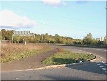 TQ6272 : Sliproad to the A2, Southfleet by David Howard