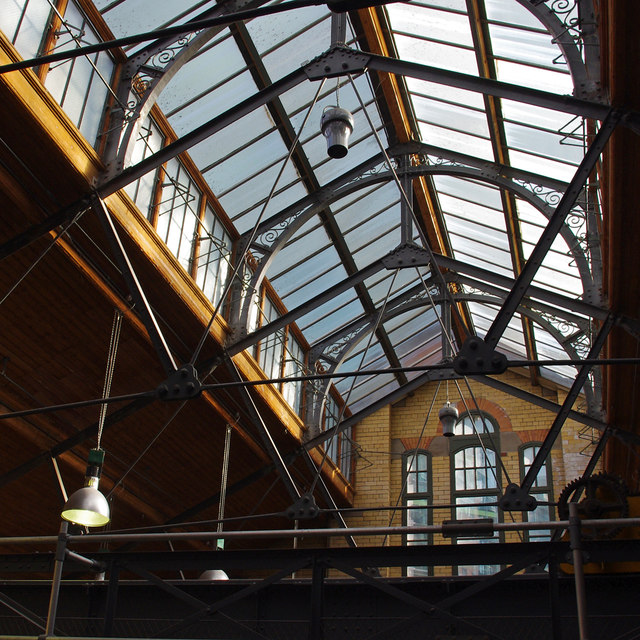 Pump House roof