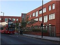 TQ3584 : Cardinal Pole School, Homerton by David Howard