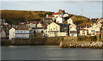 NZ7818 : Staithes by habiloid