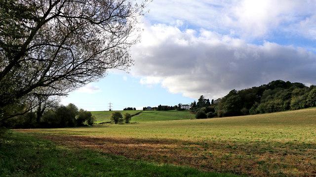 Staffordshire farmland south-east of Pattingham
