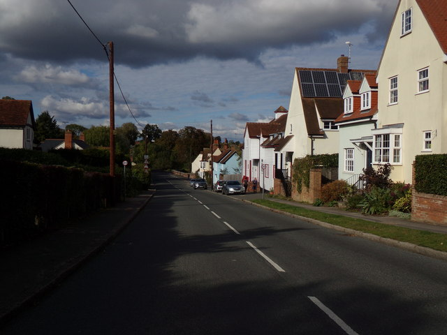 B1024 Bridge Street, Coggeshall by Adrian Cable