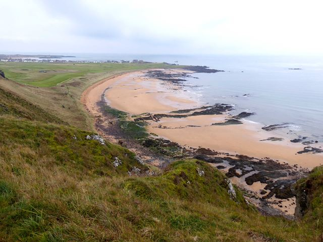 The sands at Earlsferry