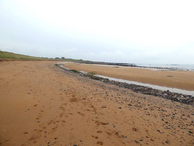 Earlsferry Sands