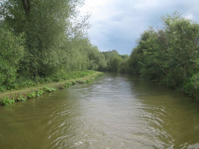 Oxford Canal: Reach near Adderbury