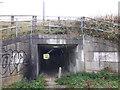 SE2730 : Motorway underpass, Cottingley by Stephen Craven