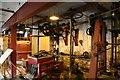 SJ9143 : Gladstone Pottery Museum - slip room by Chris Allen