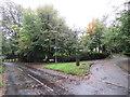 TQ3453 : Road junction near Caterham by Malc McDonald