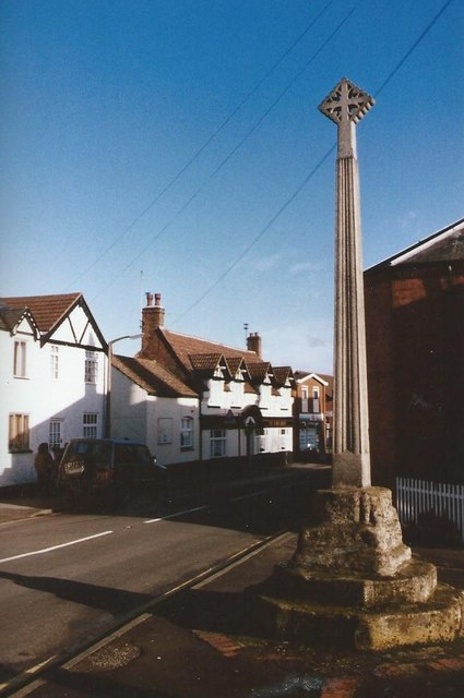 Asfordby Cross and Main Street