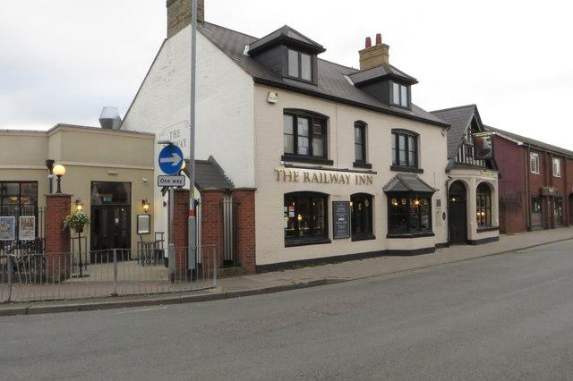 The Railway Inn, Rushden
