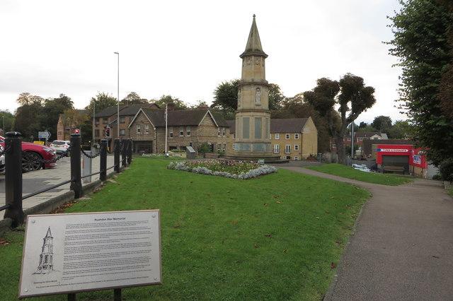 Rushden War Memorial