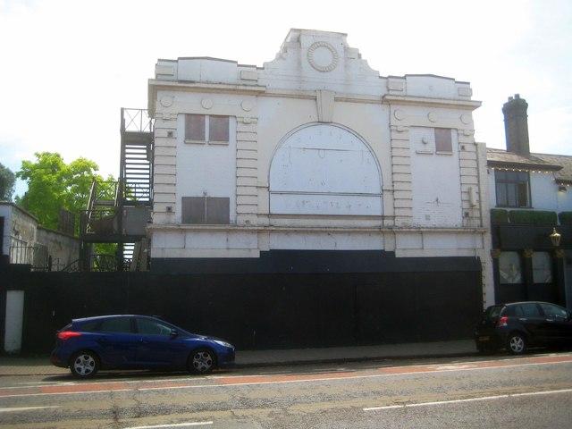 Cambridge: Former Tivoli Cinema
