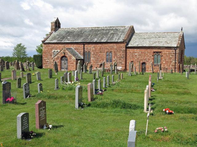 Church of St Michael, Glassonby