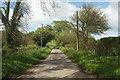ST5211 : Pendomer Road by Derek Harper