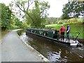 SJ2541 : Llangollen Canal by Gerald England