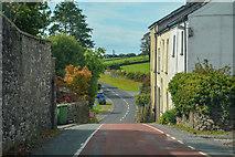 SD3876 : Allithwaite : Flookburgh Road B5277 by Lewis Clarke