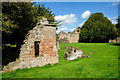 SJ7314 : In the grounds of Lilleshall Abbey by Jeff Buck