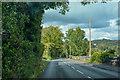 SD4179 : Grange-Over-Sands : Lindale Road B5277 by Lewis Clarke