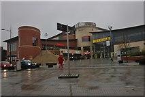 SU1584 : Regent Circus shopping centre, Swindon by David Howard