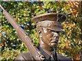 TL4545 : Honor Guard (detail) by David Dixon