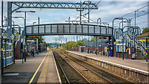 SD6409 : Horwich Parkway Station by Peter Moore