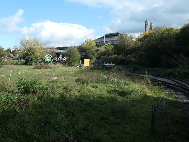 Hampton & Kempton Waterworks Railway, Hanworth Loop [3]
