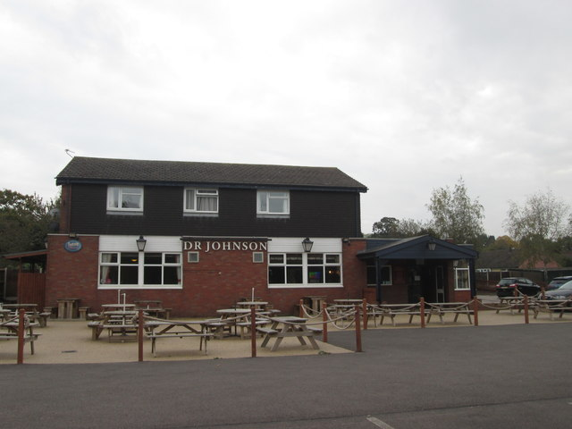 Dr Johnson public house, Nether Stowe
