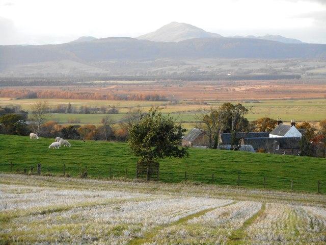 Shirgarton Farmhouse, Kippen