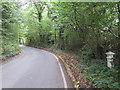 TQ3961 : Coal tax post near New Addington by Malc McDonald