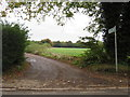 TQ3960 : Bridleway near New Addington by Malc McDonald