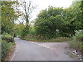 TQ3960 : Skid Hill Lane, near New Addington by Malc McDonald