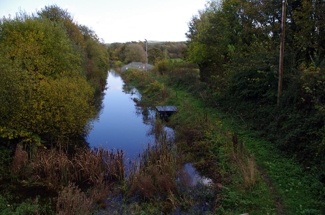 Lancaster Canal, Stainton
