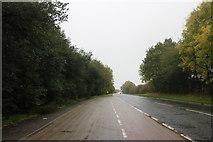 SU2388 : Layby on the A420, Shrivenham by David Howard