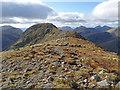 NN1953 : View to Stob na Broige by Adam Ward
