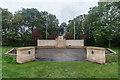 TL4545 : The Royal Anglian Regiment Memorial by Ian Capper