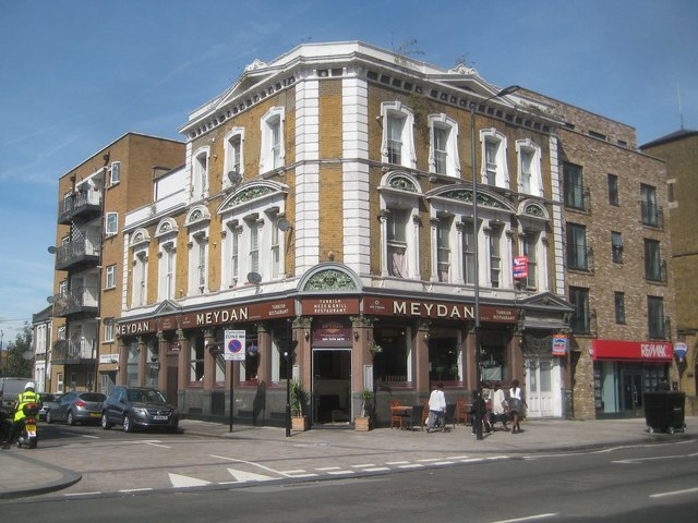 Canning Town: Former Royal Oak public house