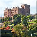 SJ2106 : Powis Castle by Robin Drayton