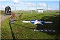TG2113 : RAF Horsham St. Faith Airfield Memorial by Adrian S Pye