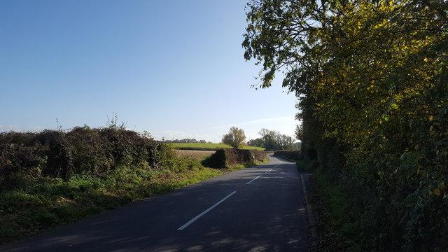 Leaving Normanton on Soar