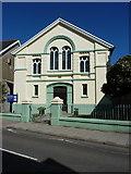 SM9537 : The Fishguard Bethel English Chapel by Richard Law