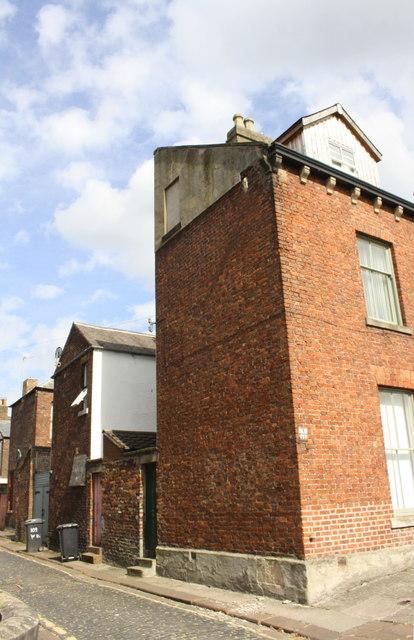 Houses on Hartington Place