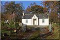 NJ5630 : Wardhouse Keeper's Cottage by Anne Burgess