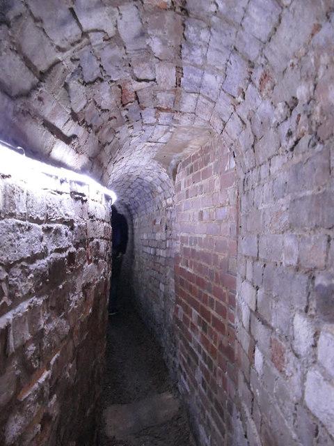 Exeter underground passages (1)
