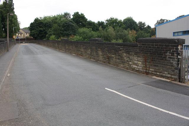 Woodhouse Lane, Woodhouse Bridge