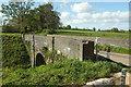 ST5310 : Kit Hill railway bridge by Derek Harper