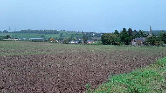View across Lea
