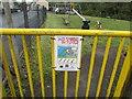 SN7811 : No Smoking/Dim Ysmygu, Cwmgiedd, Powys by Jaggery