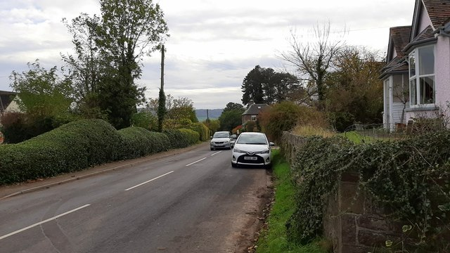 Hereford Road, Monmouth
