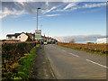 SD5301 : B5206, Upholland Road, entering the Borough of Wigan by David Dixon
