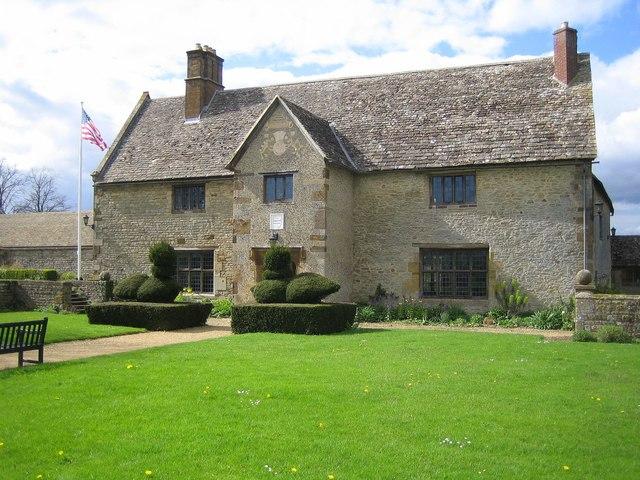 Sulgrave: Sulgrave Manor
